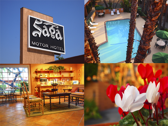 The Saga Motor Motel Timeless Appeal With Modern Luxuries
